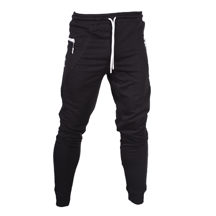 Star Challenge Pants, Black