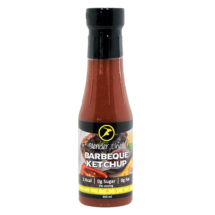 BBQ Ketchup, 350ml