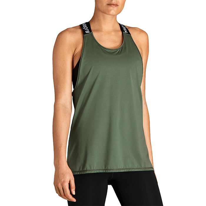 Borg Loose Top, Duck Green