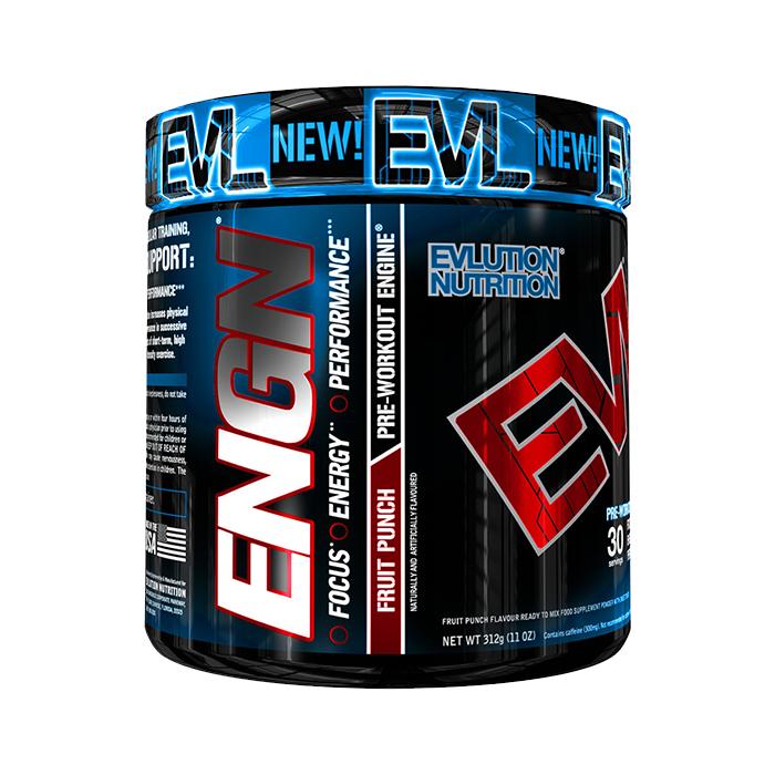 EVL Engn Pre Workout, 30 servings