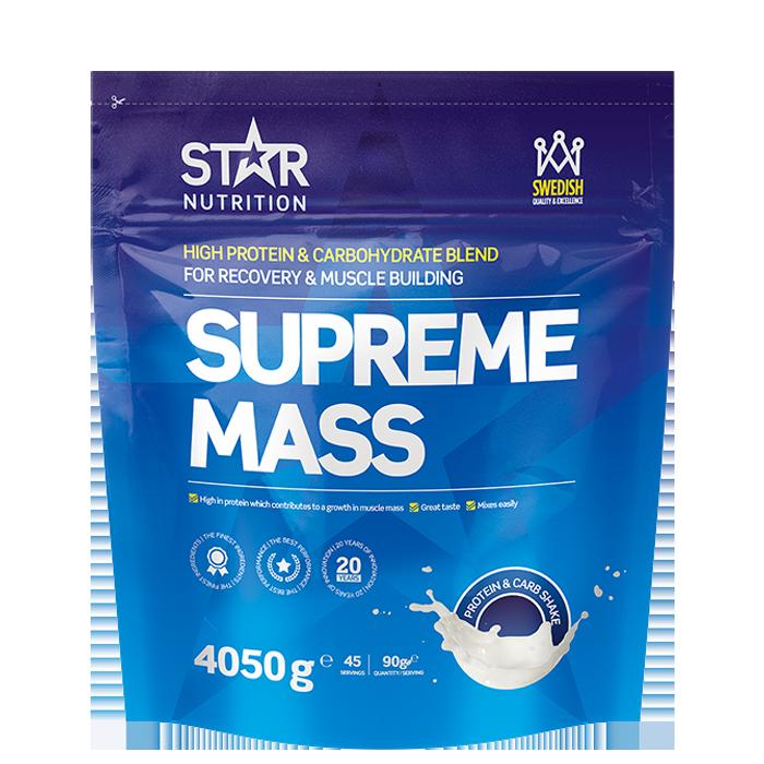 Supreme Mass, 4050 g