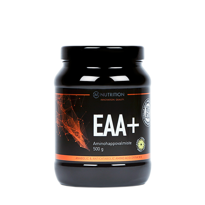 EAA+, 500 g Fruit Punch