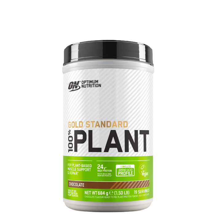 Gold Standard 100% Plant, 684 g