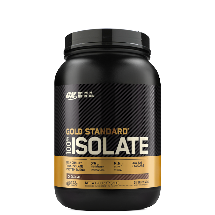 Gold Standard 100% Isolate, 930 g Strawberry