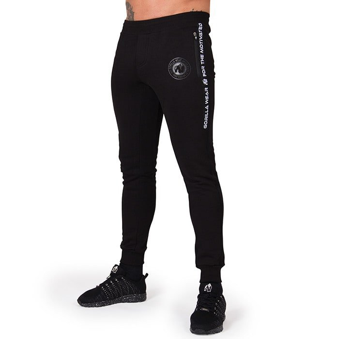 Saint Thomas Sweatpants, Black