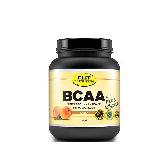 ELIT BCAA 4:1:1 + L-glutamine, 400 g
