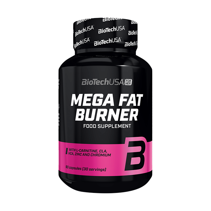 Mega Fat Burner, 90 caps