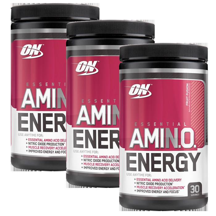 3 x Amino Energy, 270 g