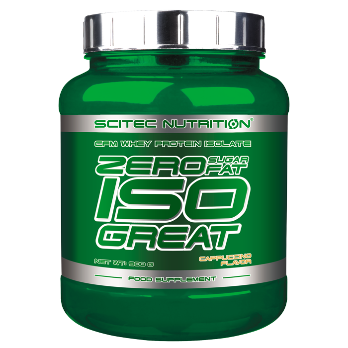 Zero Carb Isogreat, 900 g