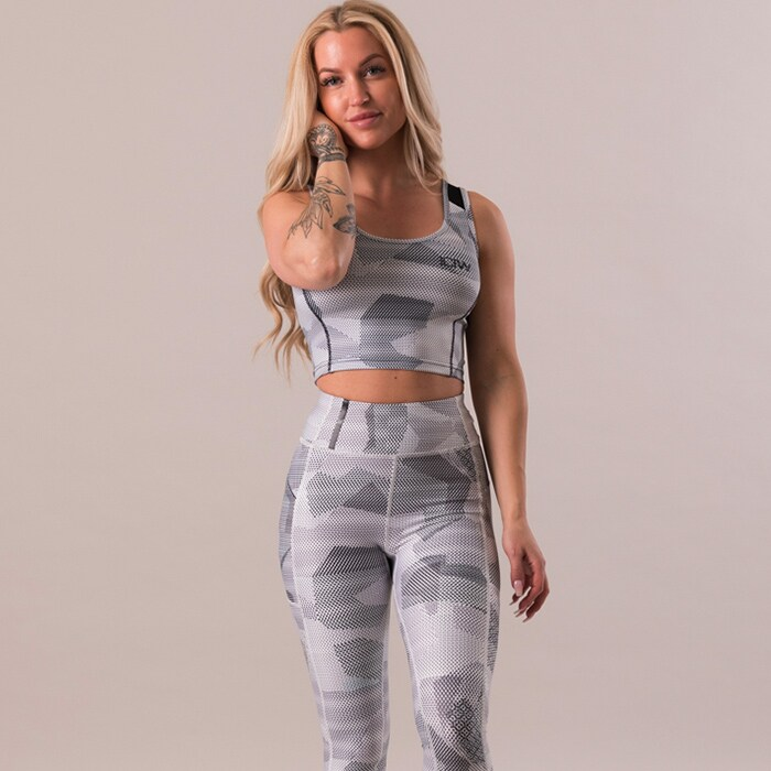 SL Crop Top 2, Camo
