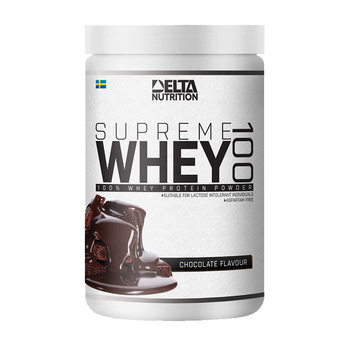 Supreme Whey 100, 900 g
