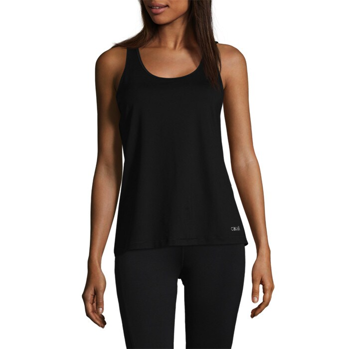 Essential Relaxed Tank, Black
