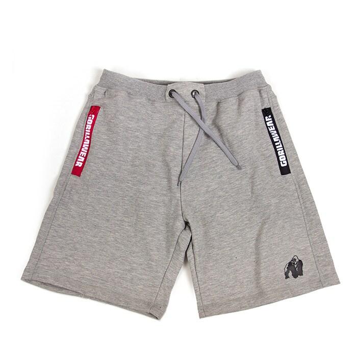 Pittsburgh Sweat Shorts, Grey