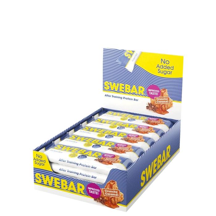 15 x Swebar No Added Sugar, 50 g