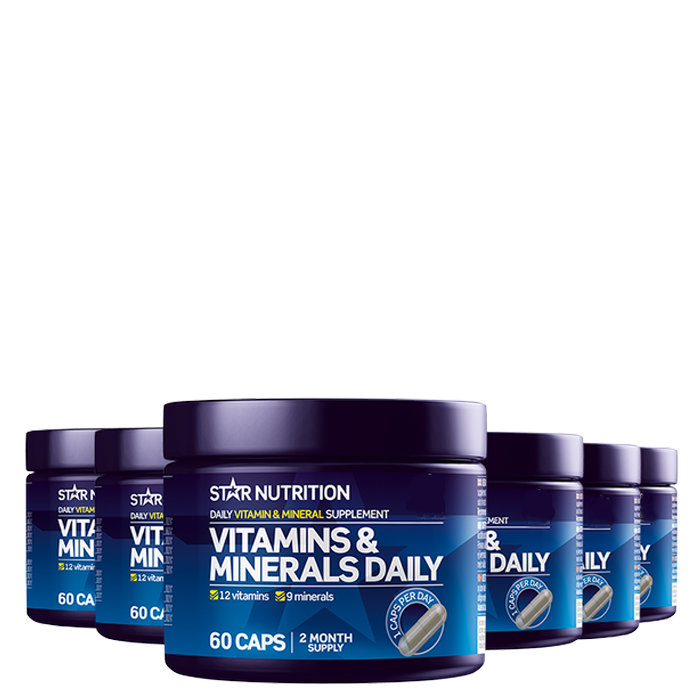 Vitamins & Minerals Daily, BIG BUY, 360 caps