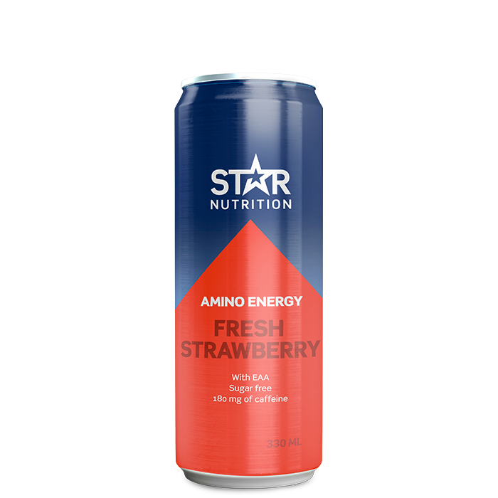 Star Nutrition Amino Energy, 330 ml