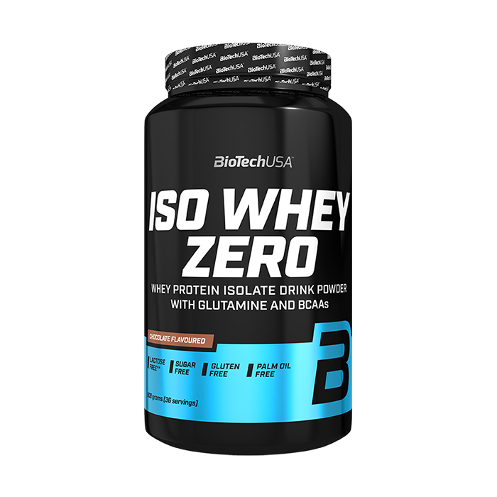 Iso Whey Zero Lactose Free, 908 g