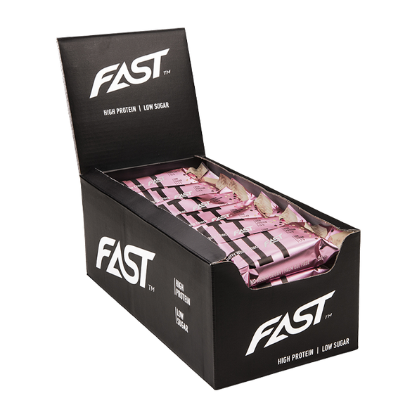 24 x FAST HIT Protein Bar, 35 g