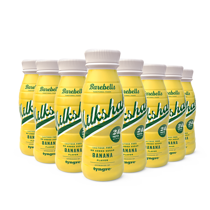 8 x Protein Milkshake, 330 ml