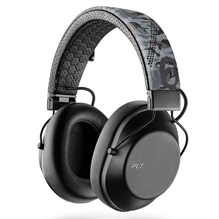 Plantronics Backbeat Fit 6100, Grey Camo