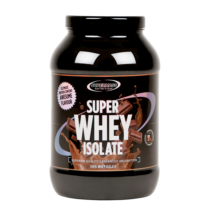 Super Whey Isolate, 1300 g Chocolate Milkshake