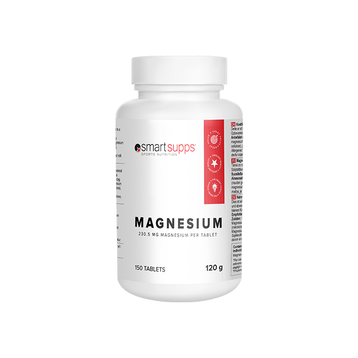 SmartSupps Magnesium, 150 tabs