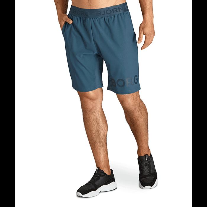 Borg Shorts, Ensign Blue
