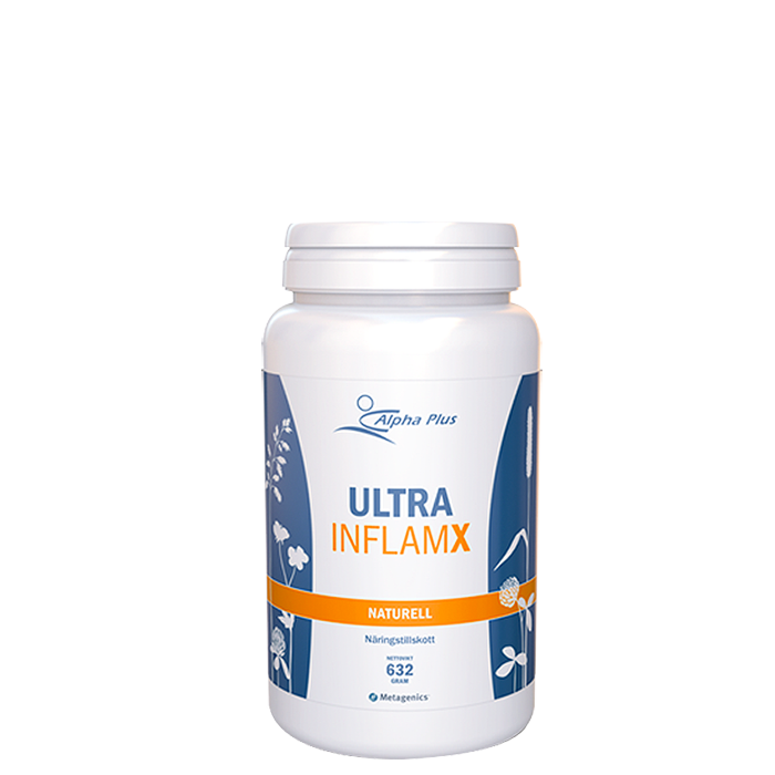 UltraInflamX Naturell, 632 g
