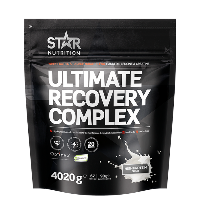 Ultimate Recovery Complex, 4 kg Strawberry