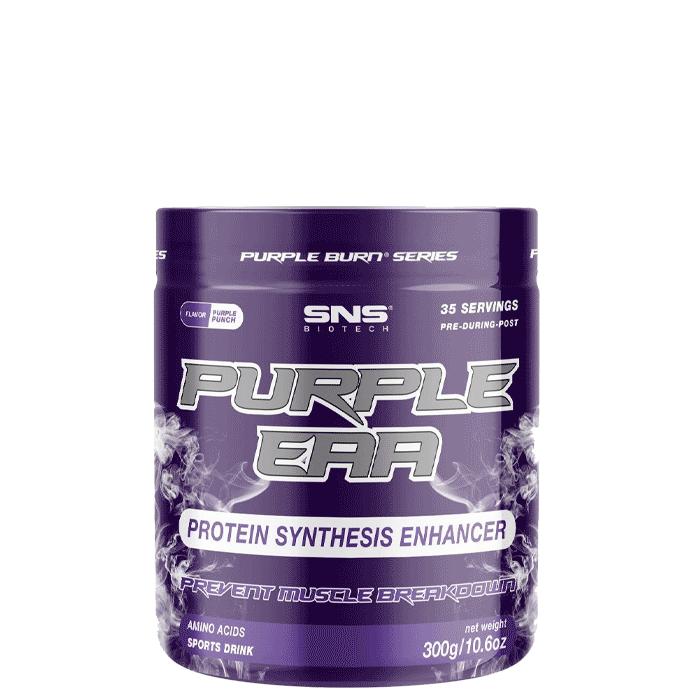 Purple Burn EAA, 300 g, Purple Punch