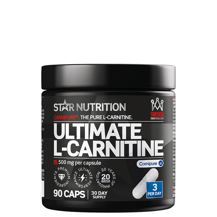 Ultimate L-Carnitine, 90 caps