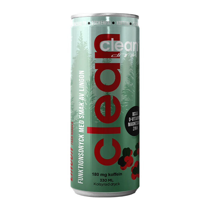 Clean Drink, 330 ml