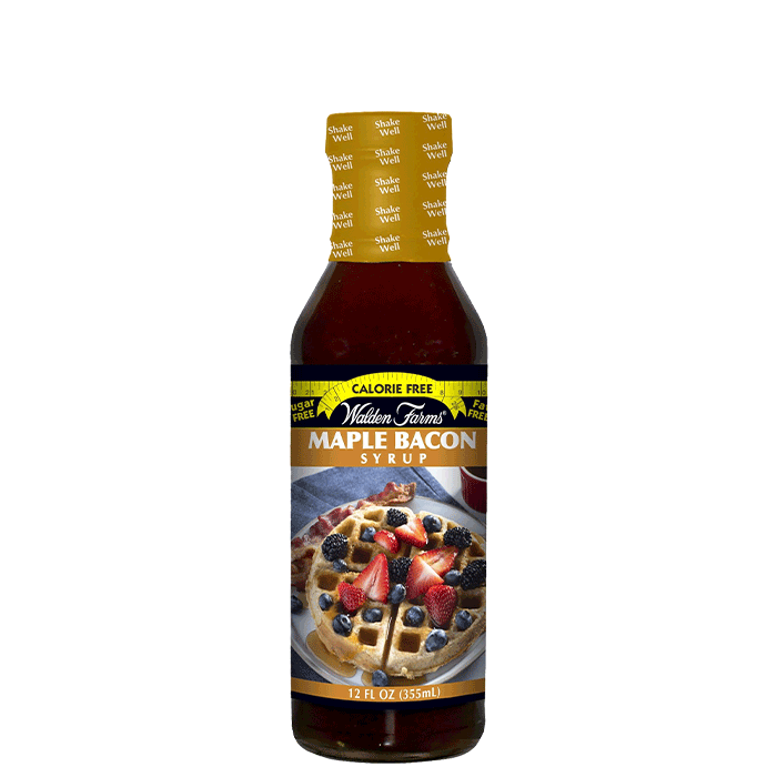 Maple Bacon Syrup, 355ml