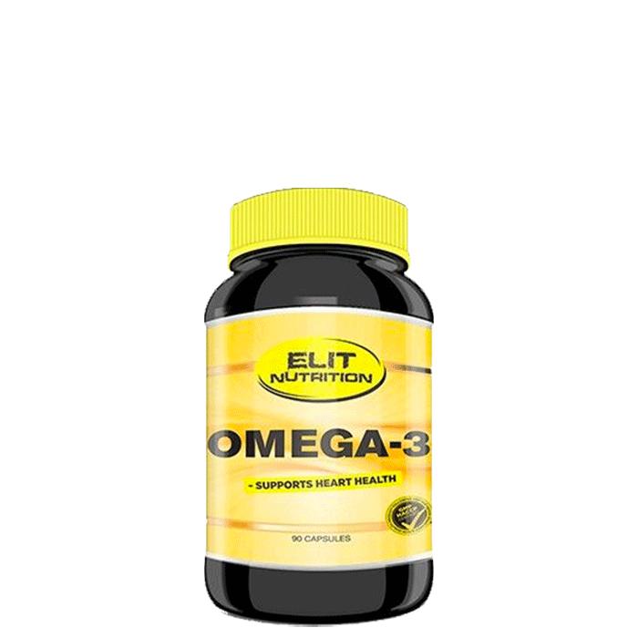 ELIT Omega-3, 90 softgel