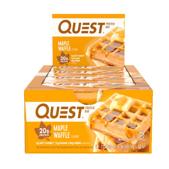 12 x Quest Bar, 60 g