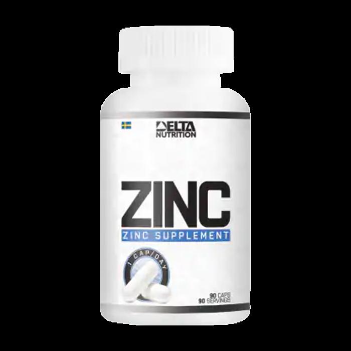 Zinc, 90 caps