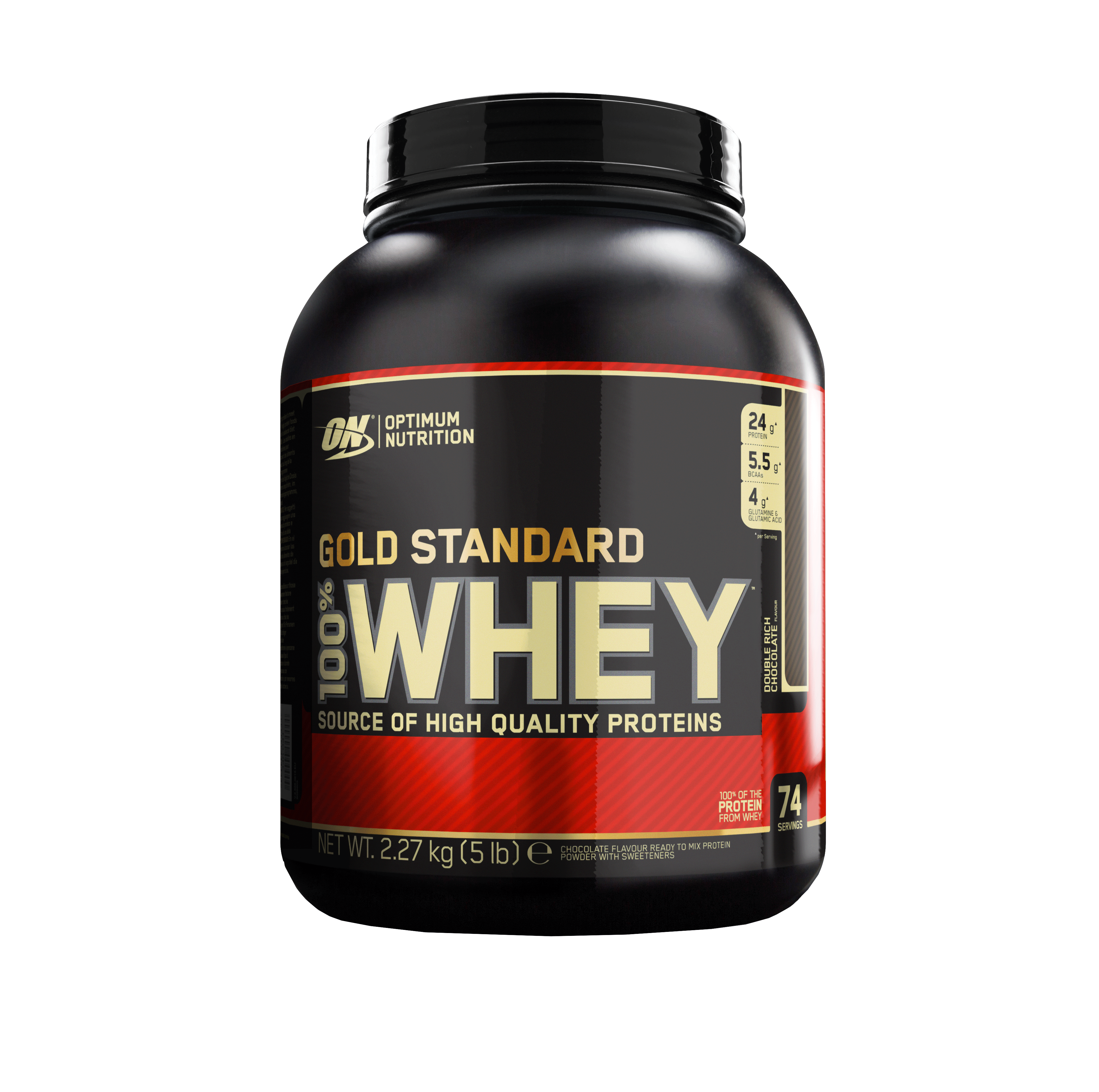 100% Whey Gold Std, 2273 g