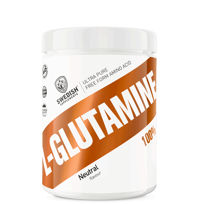 L-Glutamine 100%, 400 g, Neutral
