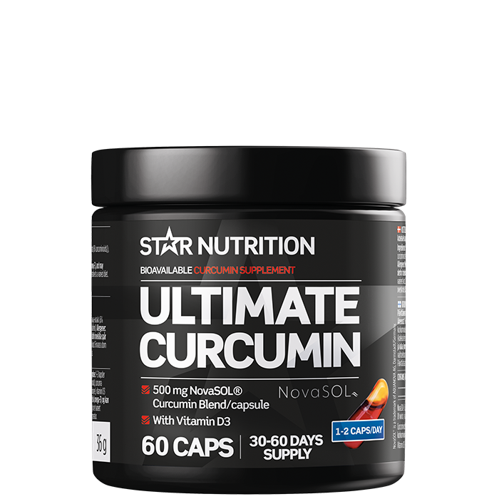 Ultimate Curcumine Licaps, 60 caps