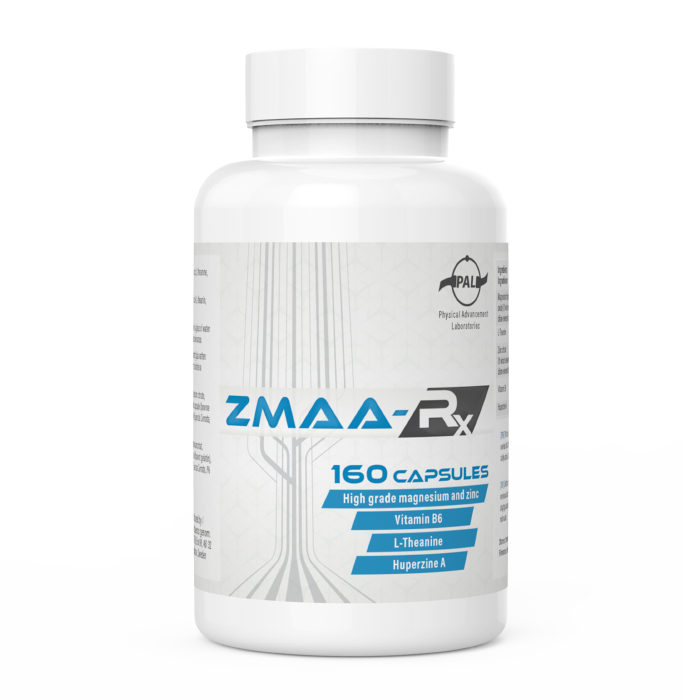 ZMAA-Rx, 160 Capsules