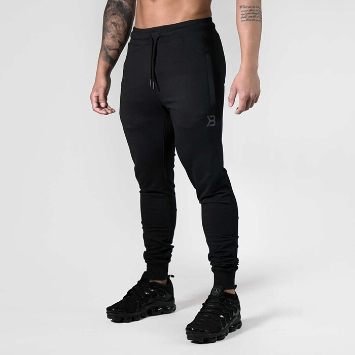 Tapered Joggers V2, Black