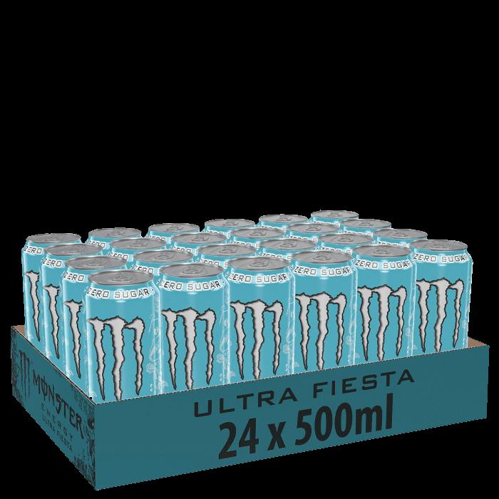 24 x Monster Energy Ultra, 50 cl
