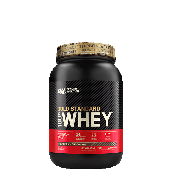 100% Whey Gold Std, 912 g, French Vanilla