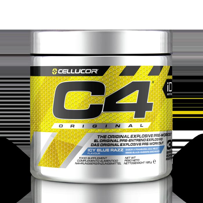 C4, 30 servings
