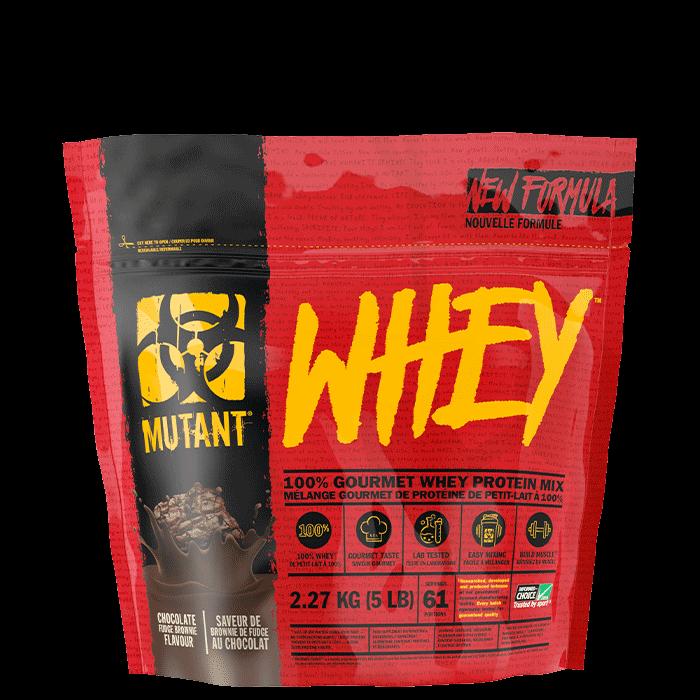 Mutant Whey, 2,27 kg