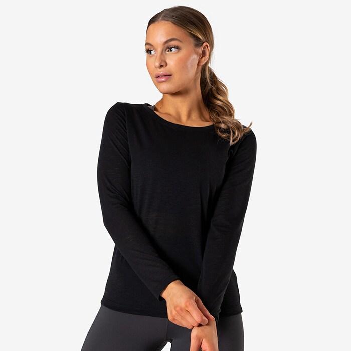 Premium Long Sleeve, Black