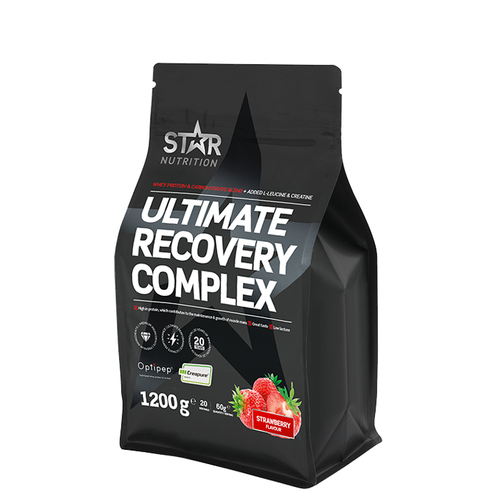 Ultimate Recovery Complex, 1.2 kg 1.2kg Strawberry
