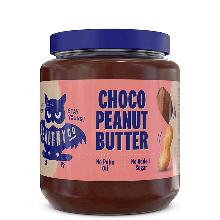 Chocolate Peanut Butter, 350 g