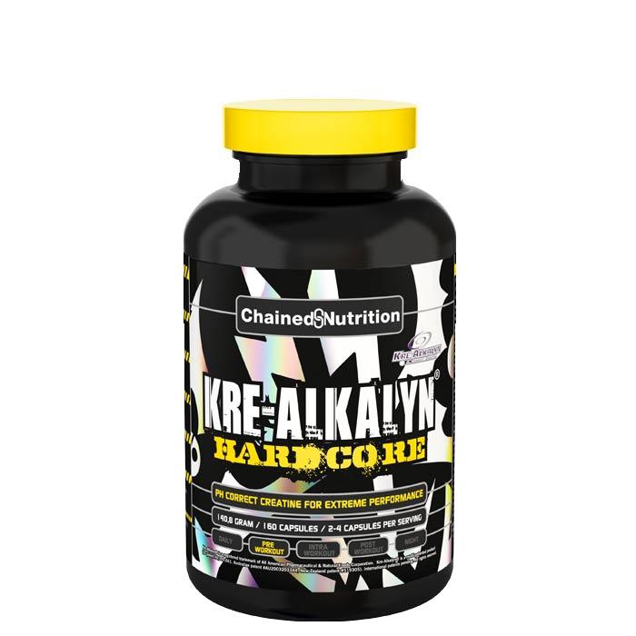 Kre-Alkalyn Hardcore, 160 caps
