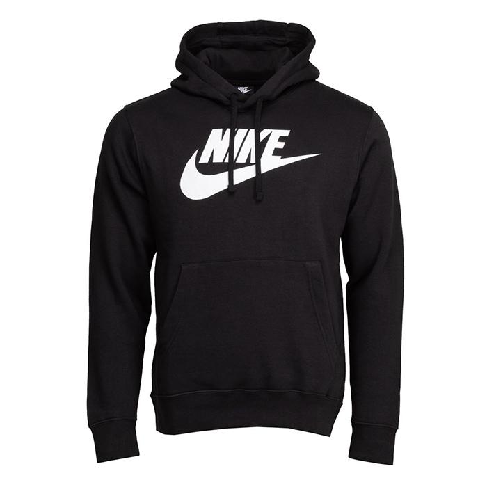 Nike Club Hoodie Pull Over, Black